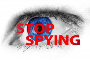 No al espionaje industrial